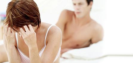 Los síntomas de los miomas uterinos pueden afectar a las relaciones de pareja